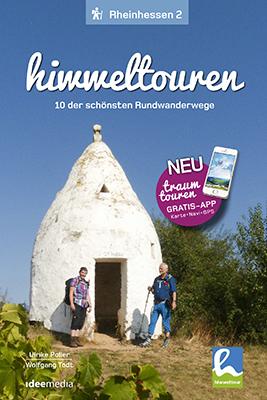 Cover Rheinhessen 2 Wandertouren.com Teaserbox