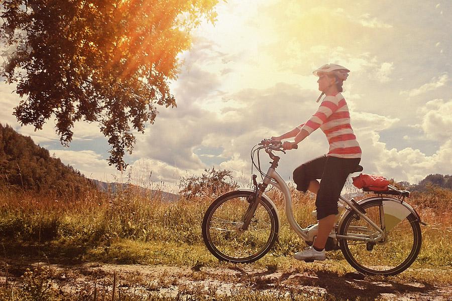 Die Neuen Bike-Führer Für Genießer