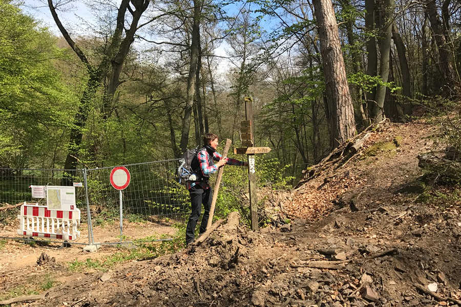 Morgenbachtal: Umleitung Bis Sommer 2017