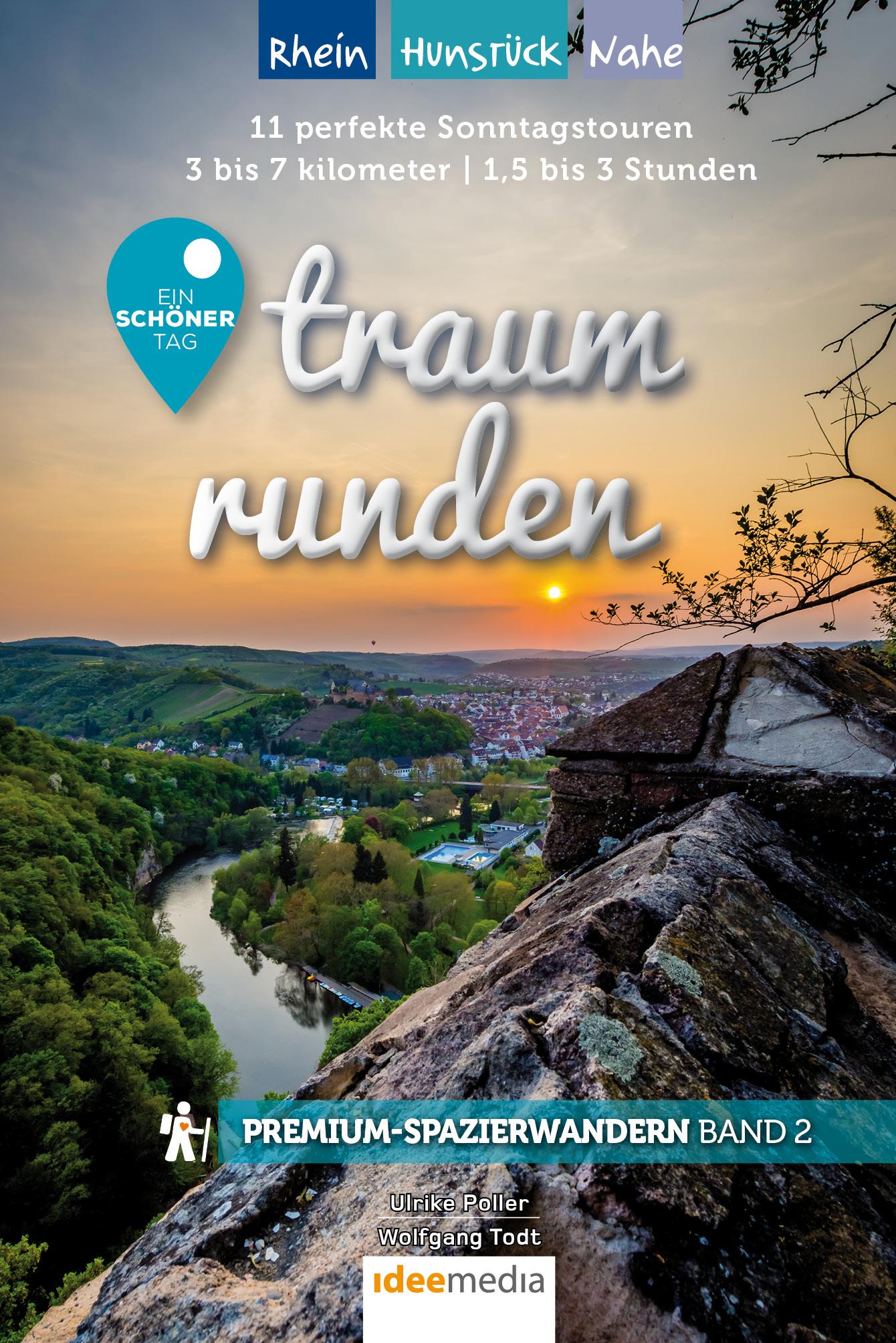 traumrunden an Rhein, Nahe und in der Pfalz