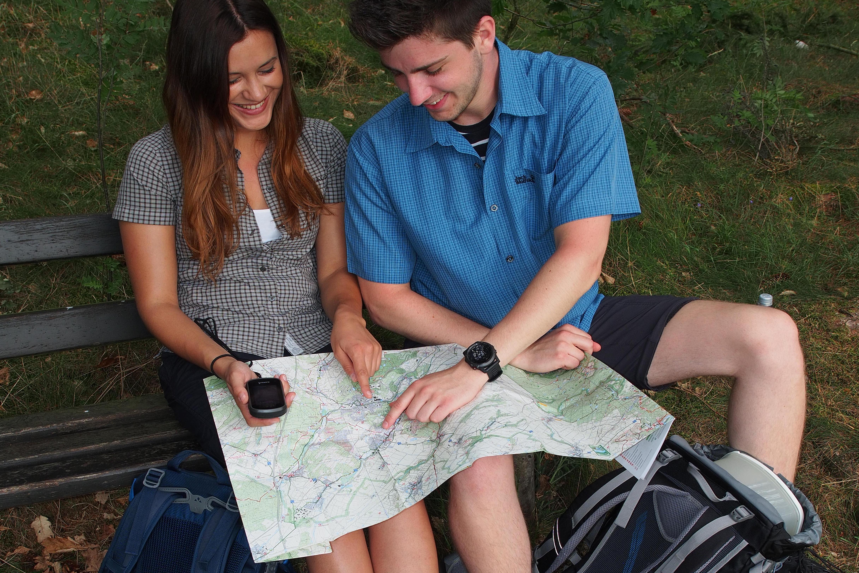 Online-Kurs Für GPS-Einsteiger